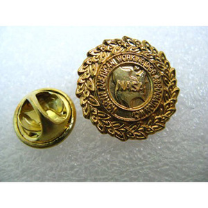 Golden Pin